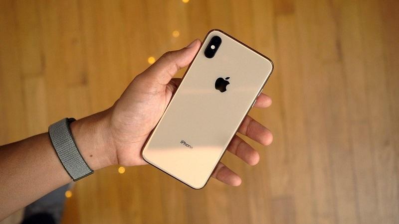 iPhone 10 rosê