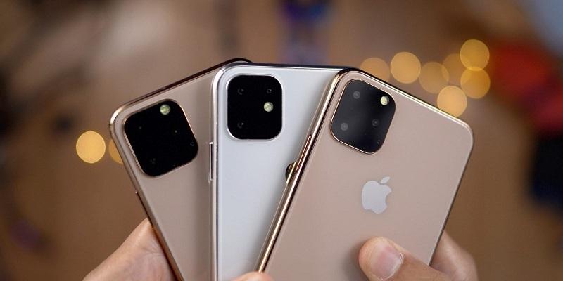 Beleza dos iPhones 11