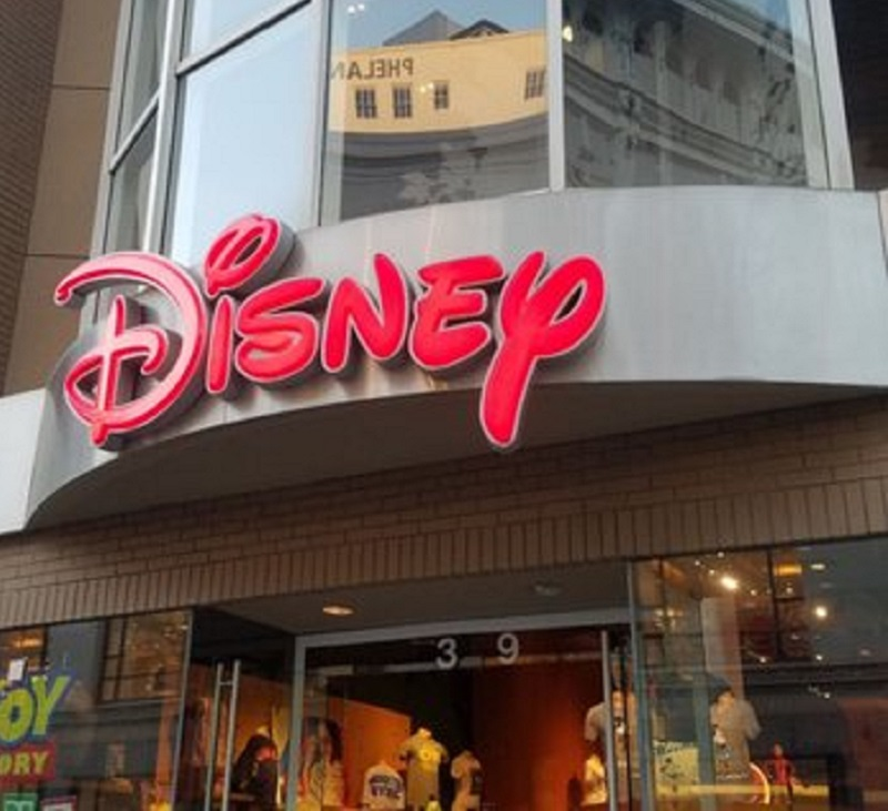 Fachada Disney Store San Francisco