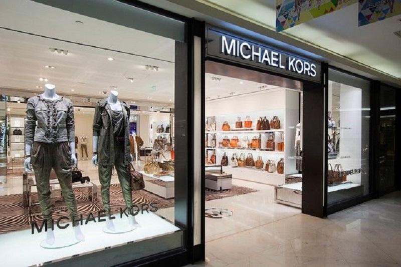 Vitrine da Michael Kors em Los Angeles