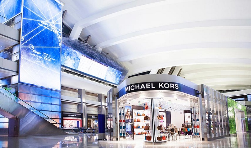 Lojas Michael Kors em Los Angeles