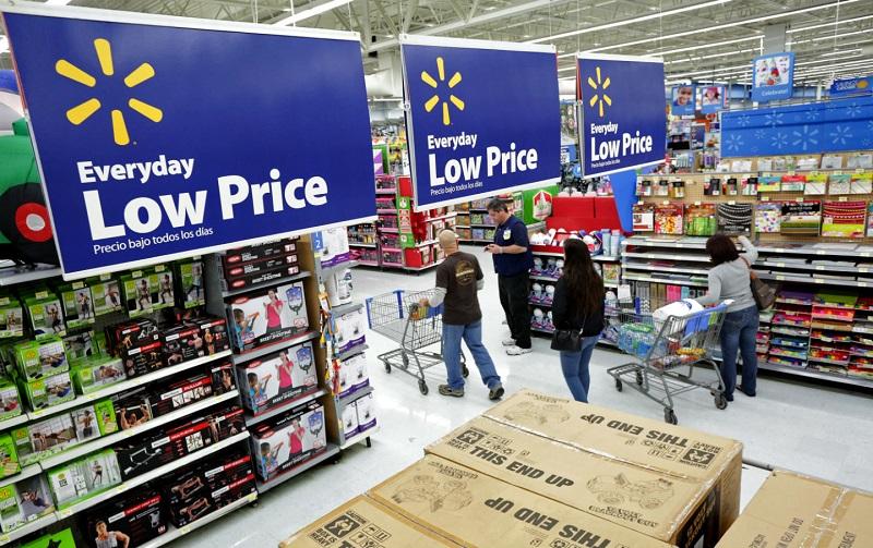 Comprar eletrônicos no Walmart na Califórnia