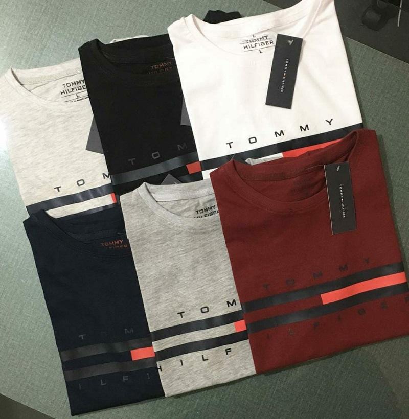 Camisetas Tommy Hilfiger em San Francisco